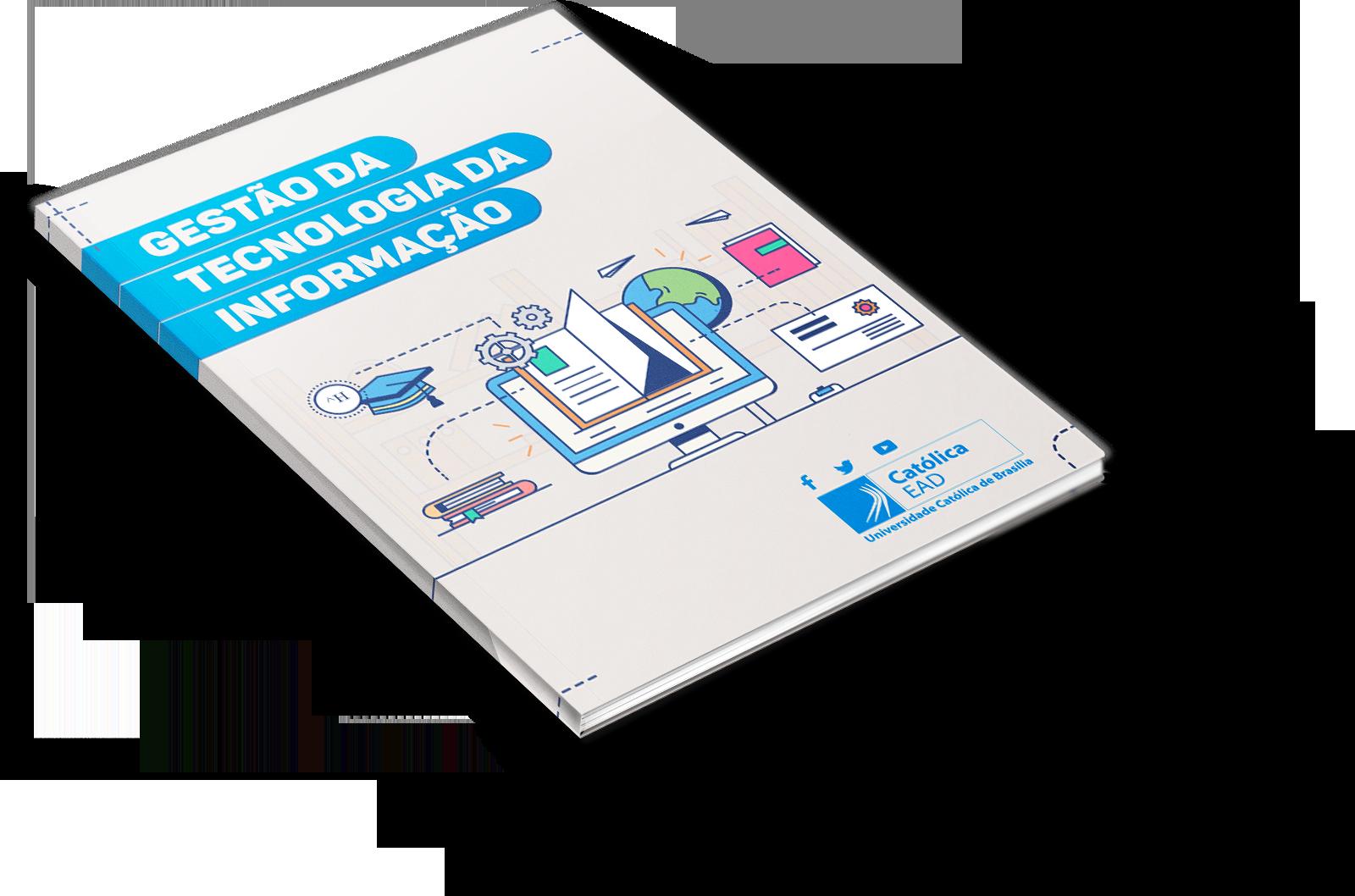 E-book de Gestão da Tecnologia da Informação EAD da UCB