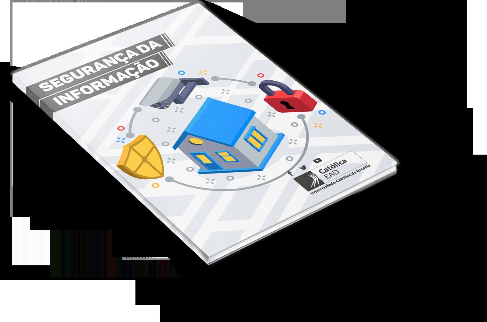 E-book de Segurança da Informação EAD da UCB